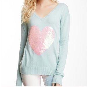 Wildfire white label sweater